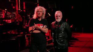 Queen teki kolme uutta musiikkivideota faniensa kanssa (Reuters)
