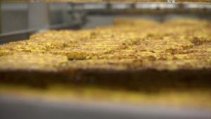Tässä valmistuu porkkanalättyjä Atrian tehtaalla Seinäjoella – niitäkin suositumpia ovat pinaattilätyt