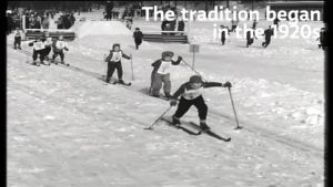 Finland's ski holiday tradition