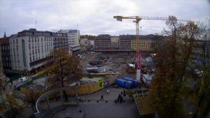 Hotelli Hamburger Börs katosi Turun kaupunkikuvasta