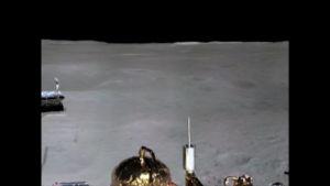 Kiina julkaisi kuvia Kuun kääntöpuolelta