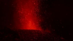 Etna-tulivuori purkautui