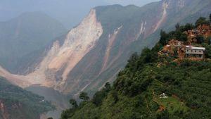 Ludianin piirikunta Yunnanissa
