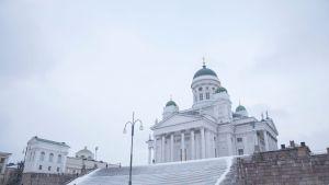 Helsingin tuomiokirkko 18.1.2018