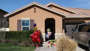 Turpinien talo, Kalifornia