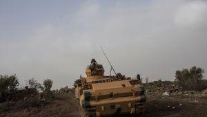 Turkkilainen panssarivaunu