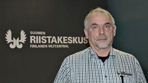 Suomen riistakeskuksen apulaisjohtaja Jari Pigg.
