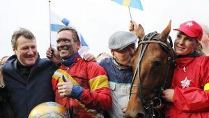 Björn Goop, Timo Nurmos ja Readly Express.