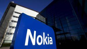 Nokian pääkonttori Espoossa