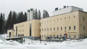 Kaupinojan vedenpuhdistuslaitos