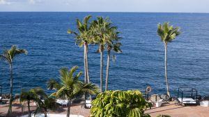 Playa de Americas Teneriffa.