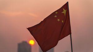 Kiinan lippu