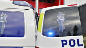 Poliisiauto