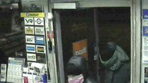 poliisi vihje aseellinen ryöstö kannus r-kioski