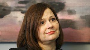 Turun kaupunginjohtaja Minna Arve.