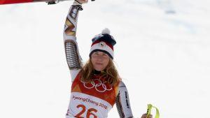 Ester Ledecka, Tshekki