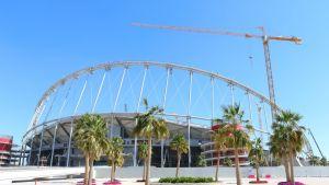 Qatar, MM-jalkapallon isäntä vuonna 2022