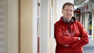 Professori Matti Pentti, TTY