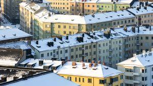 Asuntoja taloja Helsinki.