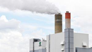 Kuva UPM Kaukaan tehtaasta