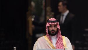 Kruununprinssi Muhammad bin Salman