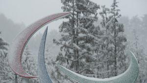 Pyeongchang, paralympiakylä