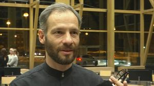 Ylikapellimestari Dima Slobodeniouk Sinfonia Lahti