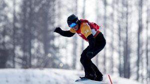 Matti Suur-Hamari paralympiaradalla.