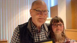 Keijo Karhunen ja Alma Nucci