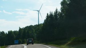Tuulivoimala Ahvenanmaalla