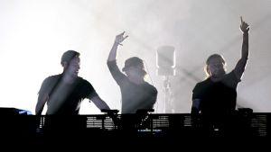 Swedish House Mafia.