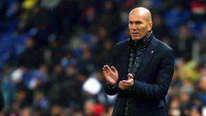 Zinedine Zidane kuvassa