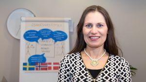 Pörssisäätiön toimitusjohtajan Sari Lounasmeren mielestä sijoitussäästötilit olisivat kansalaisille helppo tapa harrastaa osakesäästämistä.