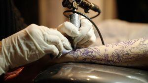 Tatuointia
