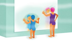 4-5 -vuotiaiden kehoitsetunto on hyvin korkealla, kertoo lastenpsykiatri Raisa Cacciatore.