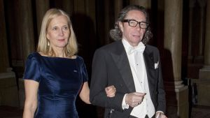 Katarina Frostenson ja Jean Claude Arnault.