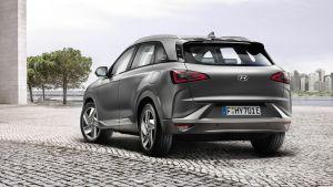 Hyundai Nexo- vetyauto