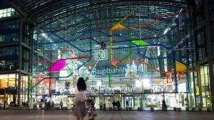 Berliinin päärautatieasema