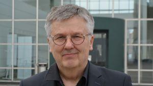 Emeritusprofessori Ari Salminen