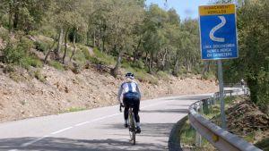 Lotta Lepistö ajaa Gironassa