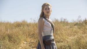 Westworldin Dolores (Evan Rachel Wood). Kuva: HBO.