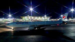 Korean Air Pulkovo Pietari Airbus A330
