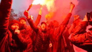 Liverpoolin faneja
