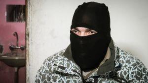 Ylelle puhuneen Isisin jäsenen mukaan Raqqa ei vastannut monien sinne saapuneiden vierastaistelijoiden mielikuvia. Kobane, Syyria.