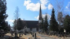 Tornion kirkko.