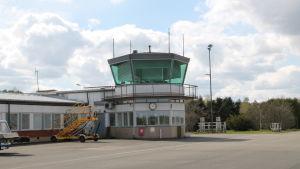 Lappeenrannan lentokentän lennonjohtotorni