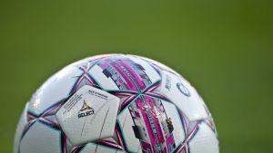 Jalkapallo yleiskuva kuvituskuva
