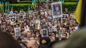 marssijoita Kiovassa