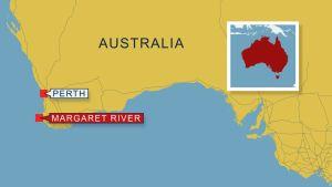 Australian kartta.