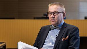 asianajaja lakimies Markku Fredman
